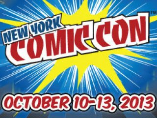 NY Comic Convention 2013