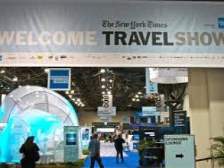 The NY Times Travel Show